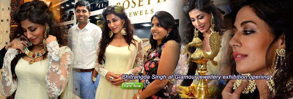 Chitrangada Singh at Glamour North Mumbai 2014 Jewelry Exhibition