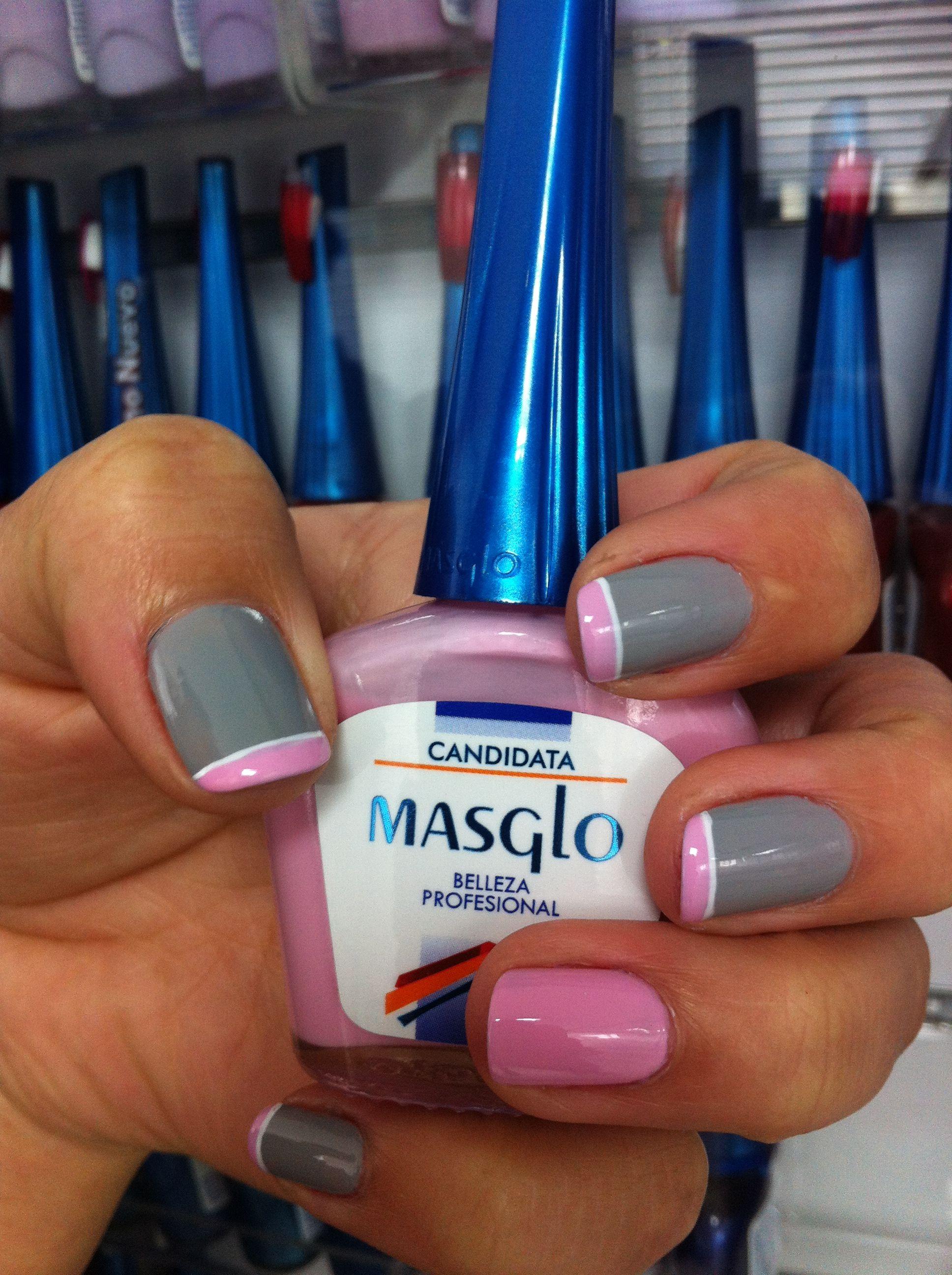 Candidata con Masglo. Masglo Nails | pedicura y manicura | Pinterest ...