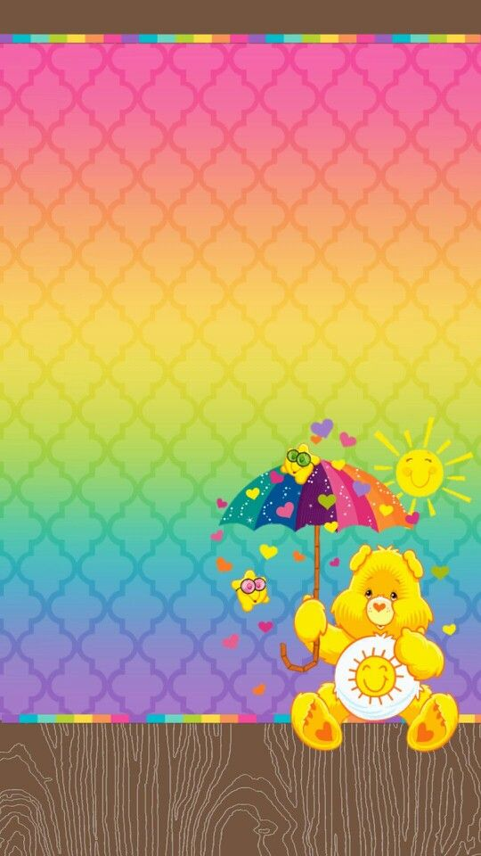 Pin By Nadine On Care Bears Care Bears Bear Iphone Wallpaper