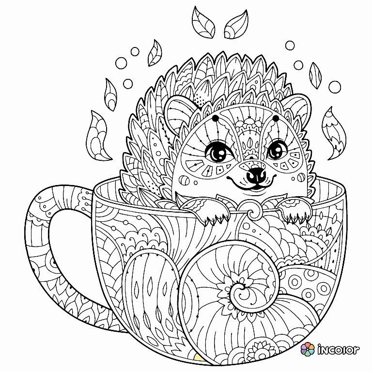 Wildlife Coloring Pages For Adults Beautiful Szinezo In 2020 Animal Coloring Pages Mandala Coloring Coloring Pages