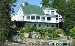 lakeside cottages for rent quebec canada ottawa life in ottawa rh pinterest com