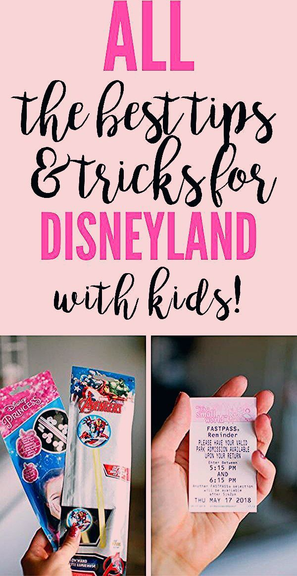 Tons Of Disneyland Tips To Save Money And Rock Your Visit