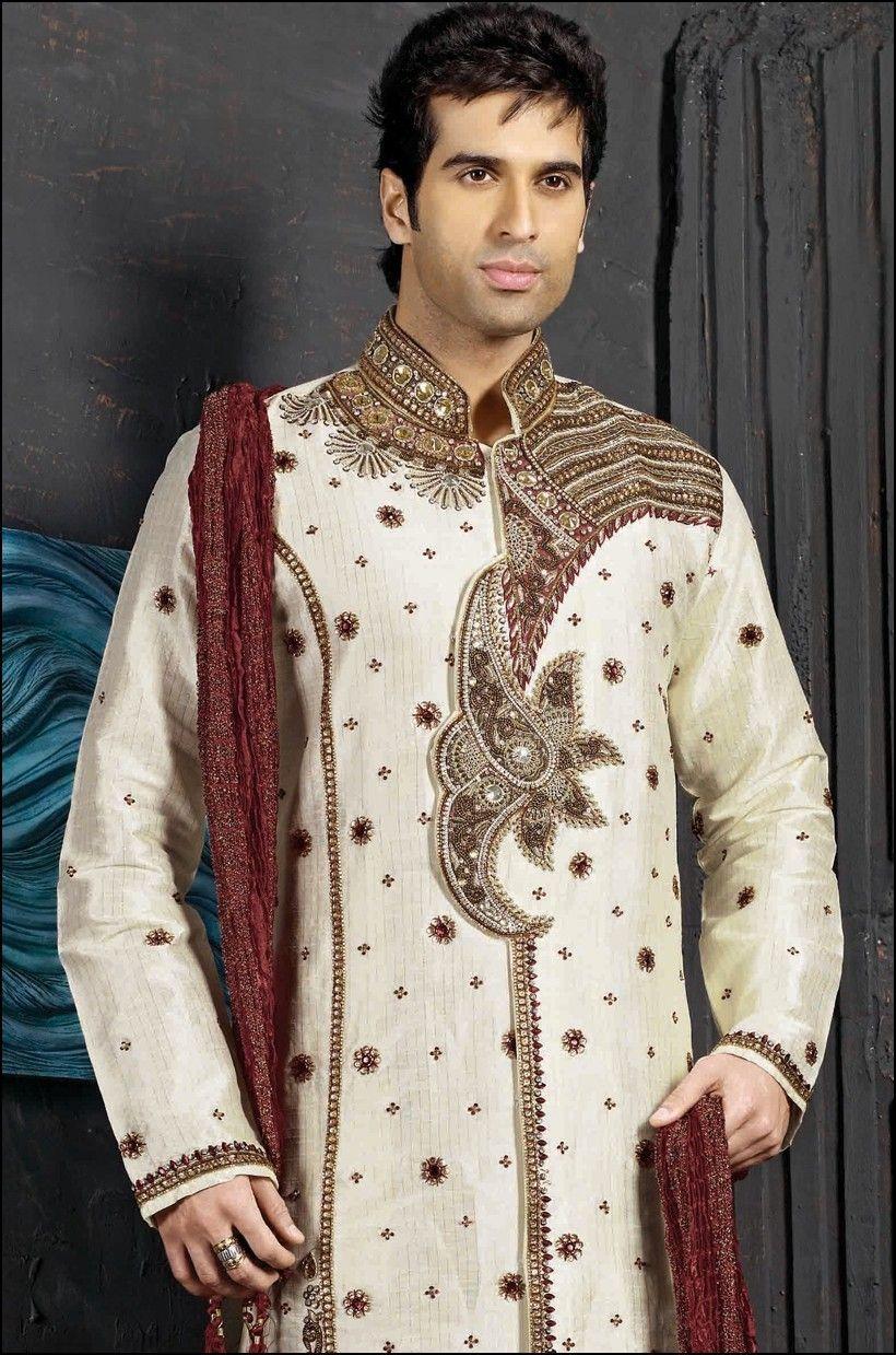 South asian wedding dresses  Indian Wedding Dress Male  Wedding Ideas  Pinterest  Wedding