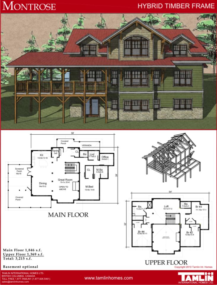 Plans Above 2500 Sq.Ft in 2018 | Tamlin House Plans | Pinterest ...
