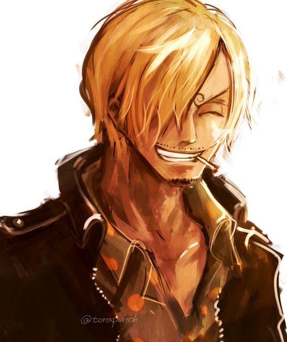 Ok That Smile Does It Need A Separate Board For Sanji O Gambar Anime Gambar Bajak Laut