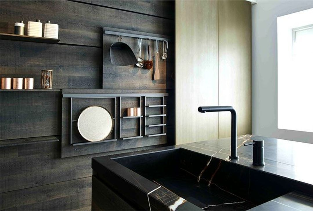 32 Trending Kitchens Design and Colors 2018