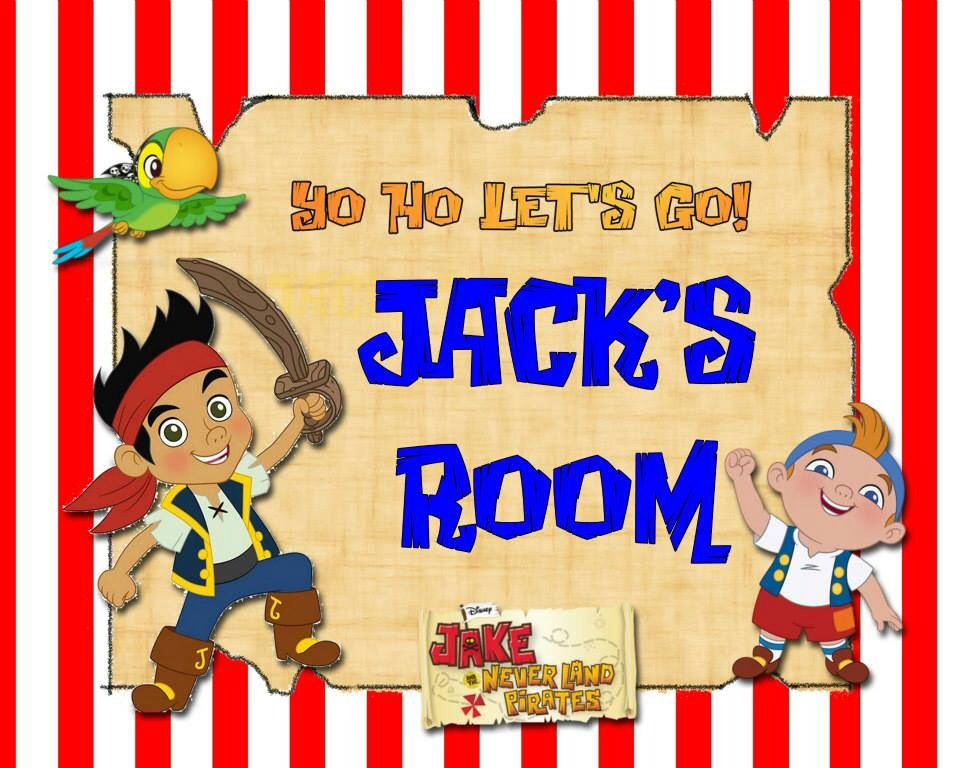 Perfect Jake And The Neverland Pirates Wall Art Picture Collection ...