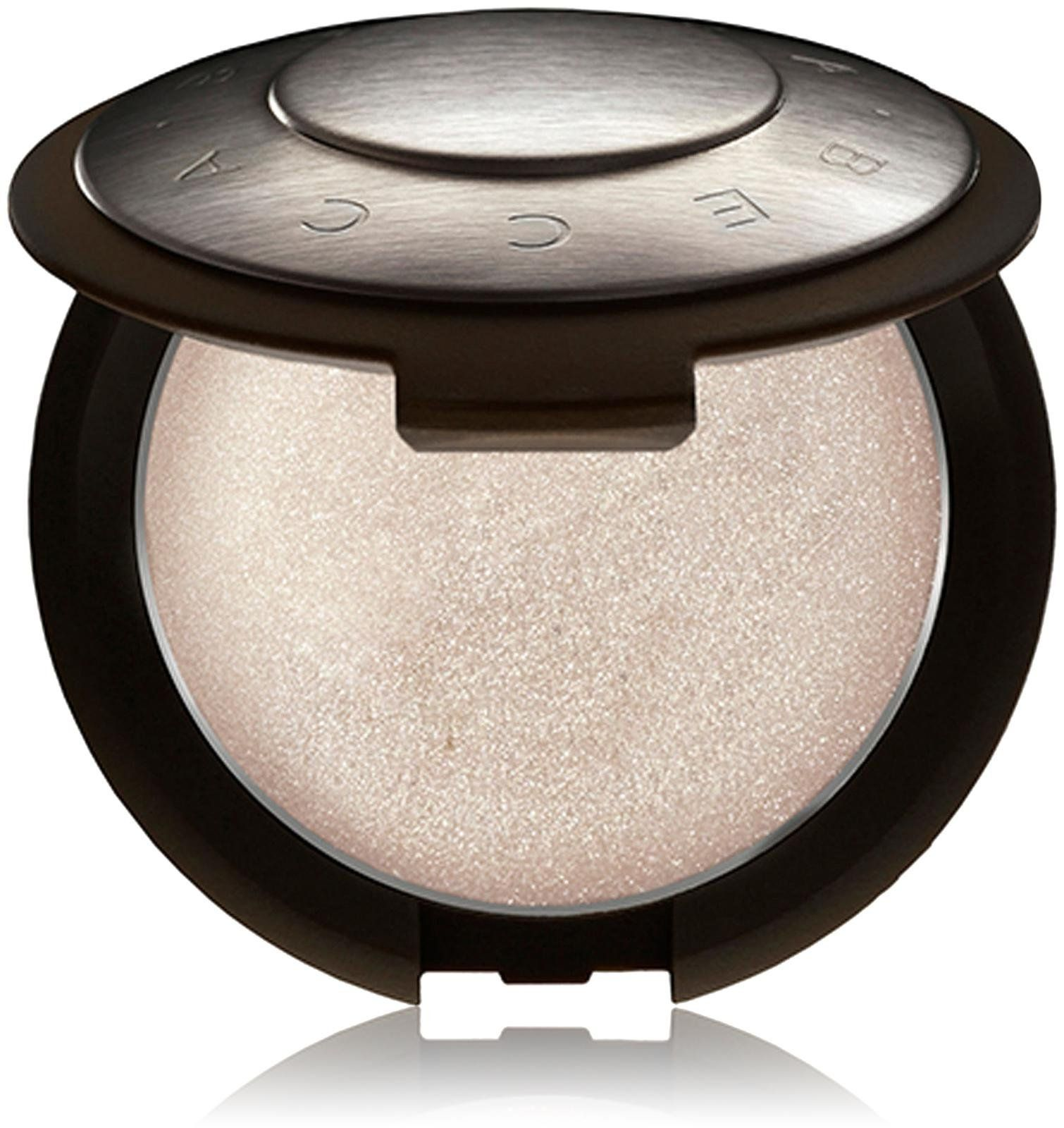 BECCA Shimmering Skin Perfector Poured - Pearl. For fuller-looking lips. Follow with lip gloss or lipstick. Pigment-rich crème. A soft, sophisticated shimmer.
