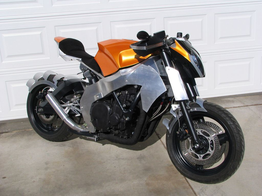 Honda Cbr 1000f Custom Streetfighter Amazin Pictures