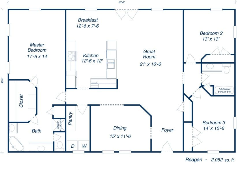 Marvelous Quarters Floor Plans Likewise Metal Buildings As Homes Floor Plans . Awesome Ideas
