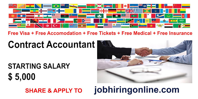 Contract Accountant Job Search Accounting Jobs Job Promotion