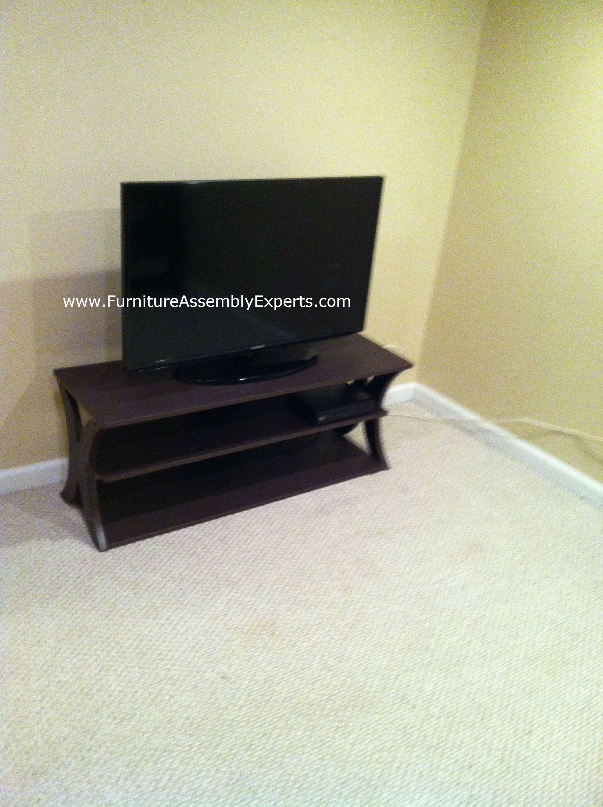 Crate Barrel Tv Stand Assembled In Washington Dc By Furniture
