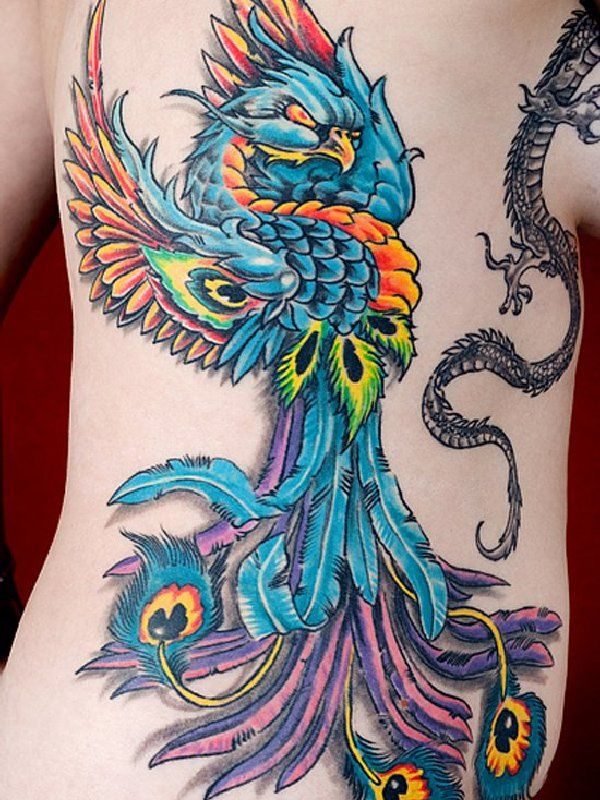 110 Stunning Phoenix Tattoos And Meanings May 2018 Tattoo