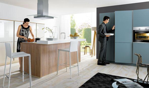 Schüller - gala - Schüller\/next125 Pinterest - schüller küchen fronten