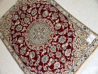 赤いペルシャ手織りカーペットの玄関じゅうたん55016、じゅうたんラグカーペットペルシャ