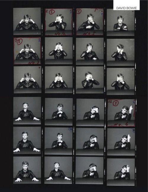 Sukita - David Bowie