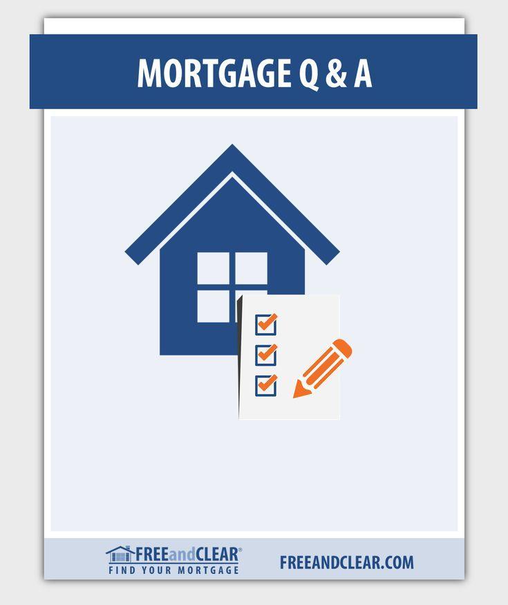 Mortgage qa mortgage mortgage tips mortgage help