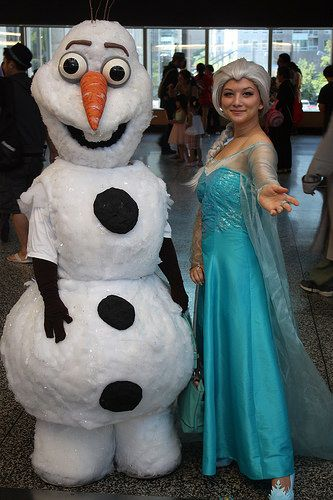Disney frozen olaf costume cosplay pinterest olaf costume in this post were going to run through all of the frozen olaf costumes available for all ages aswell as do it yourself instructions solutioingenieria Gallery