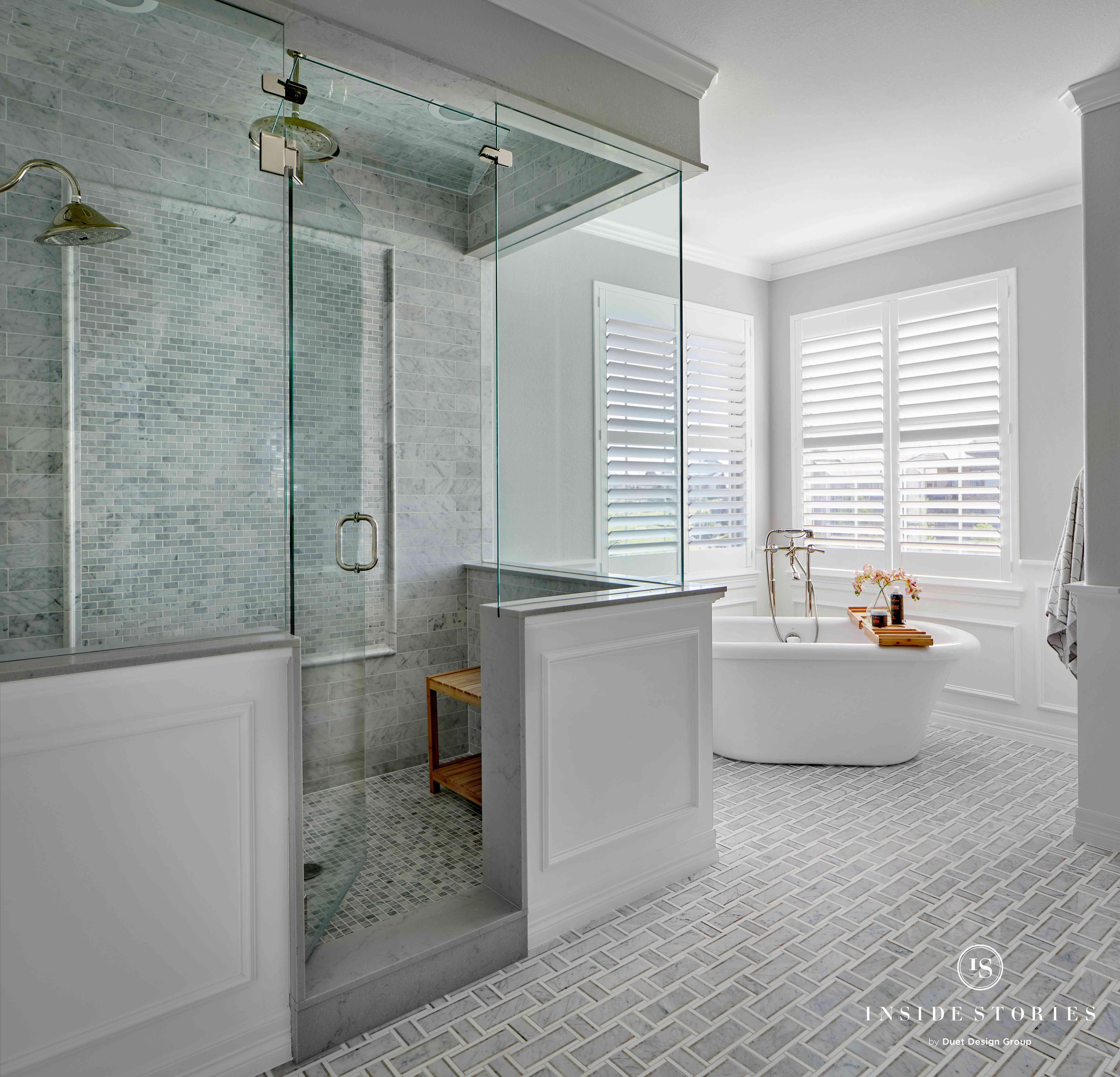 Stratford Master Bathroom Modern Farmhouse Style Master Bathroom