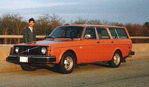 1975 volvo 245