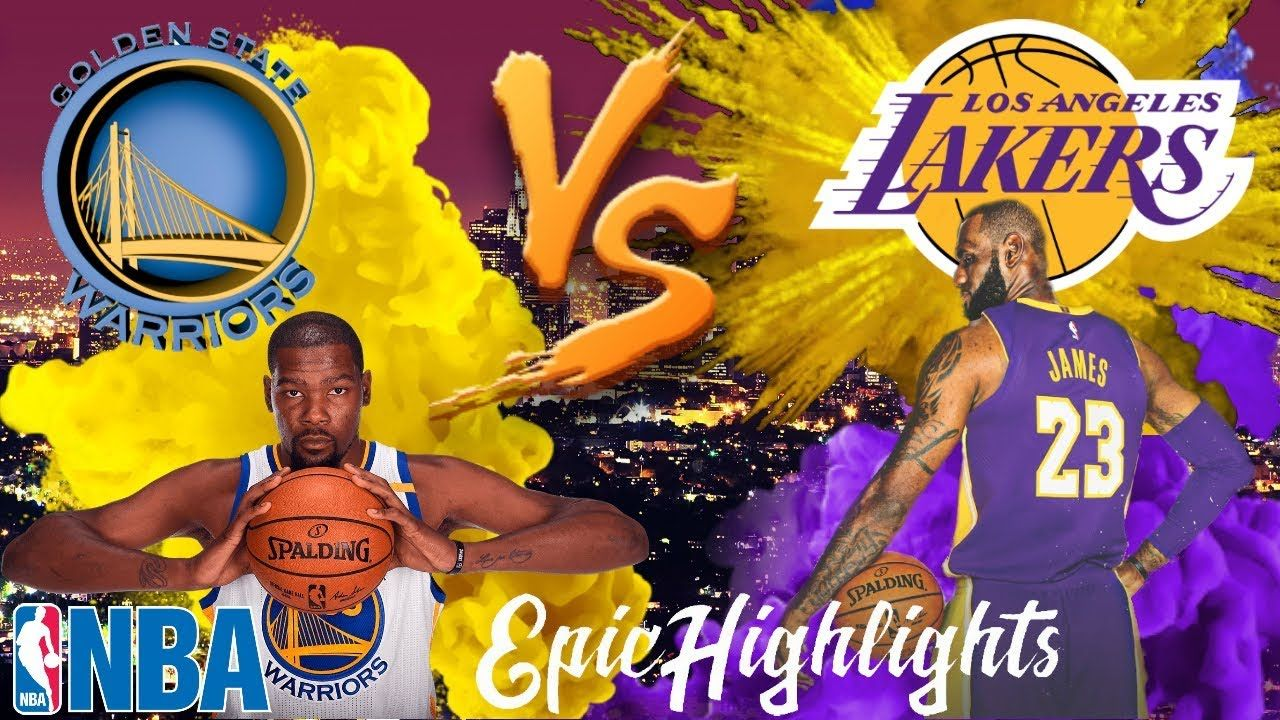 a1f4bb3cf LA LAKERS VS GOLDEN STATE WARRIORS 2018 NBA PRESEASON  NBA  la lakers   golden state warriors  basketball  sports  lebron james  stephen curry   kevin durant