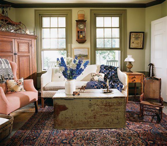 Expert Advice Choosing An Interior Paint Palette