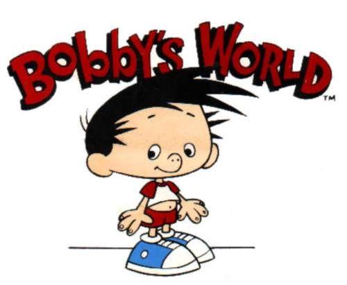 ❤️ O Fantástico Mundo de Bobby. Esse desenho era simplesmente maravilhoso…