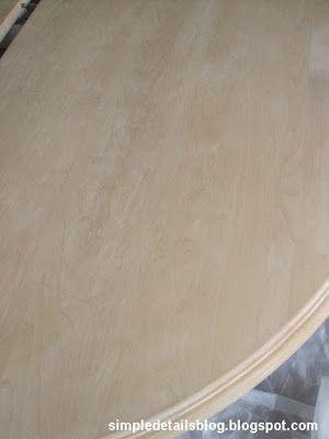 diy arhaus inspired weathered table...