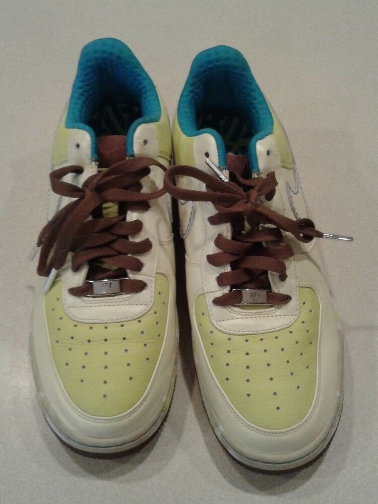 Nike 1 315186 Womens Ds '07 Size 731 Air Shoes M Force 10 Premium n0PXNwOk8