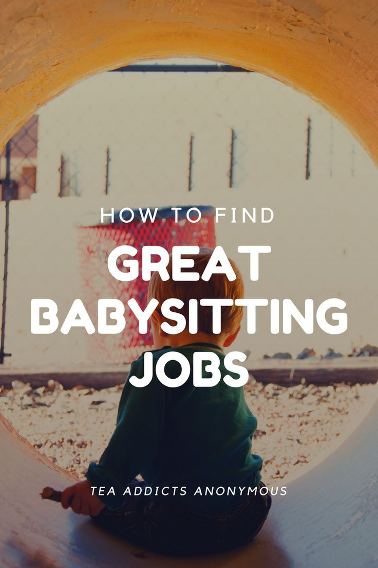 5 Ways To Find Great Babysitting Jobs | Babysitting jobs ...