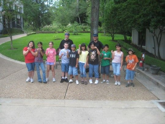 Earth Superheroes Summer Camp Pasadena, Texas  #Kids #Events