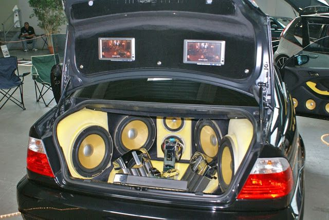 Cars Tuning Music Car Music Custom Systems Pinterest Car