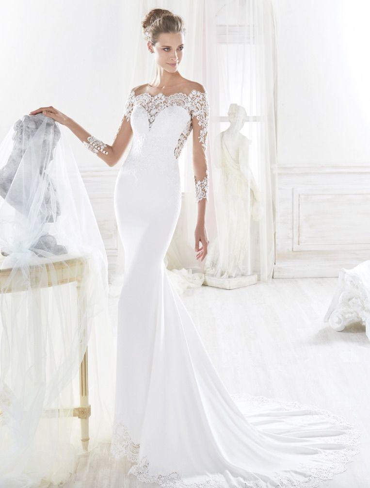 Courtesy of Nicole Spose Wedding Dresses Nicole Collection