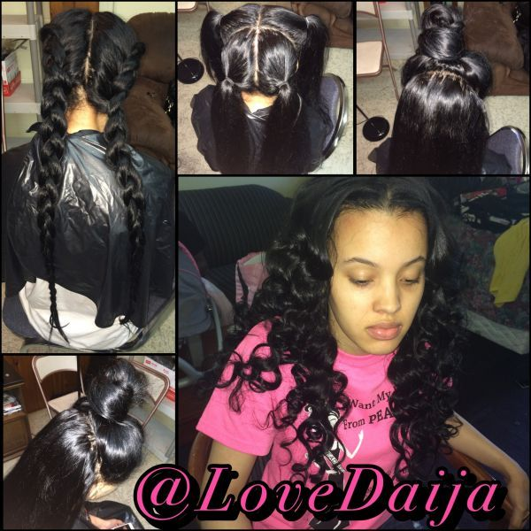 Vixen Sew In Shared By Lovedaija Vixen Black Hair And Weave