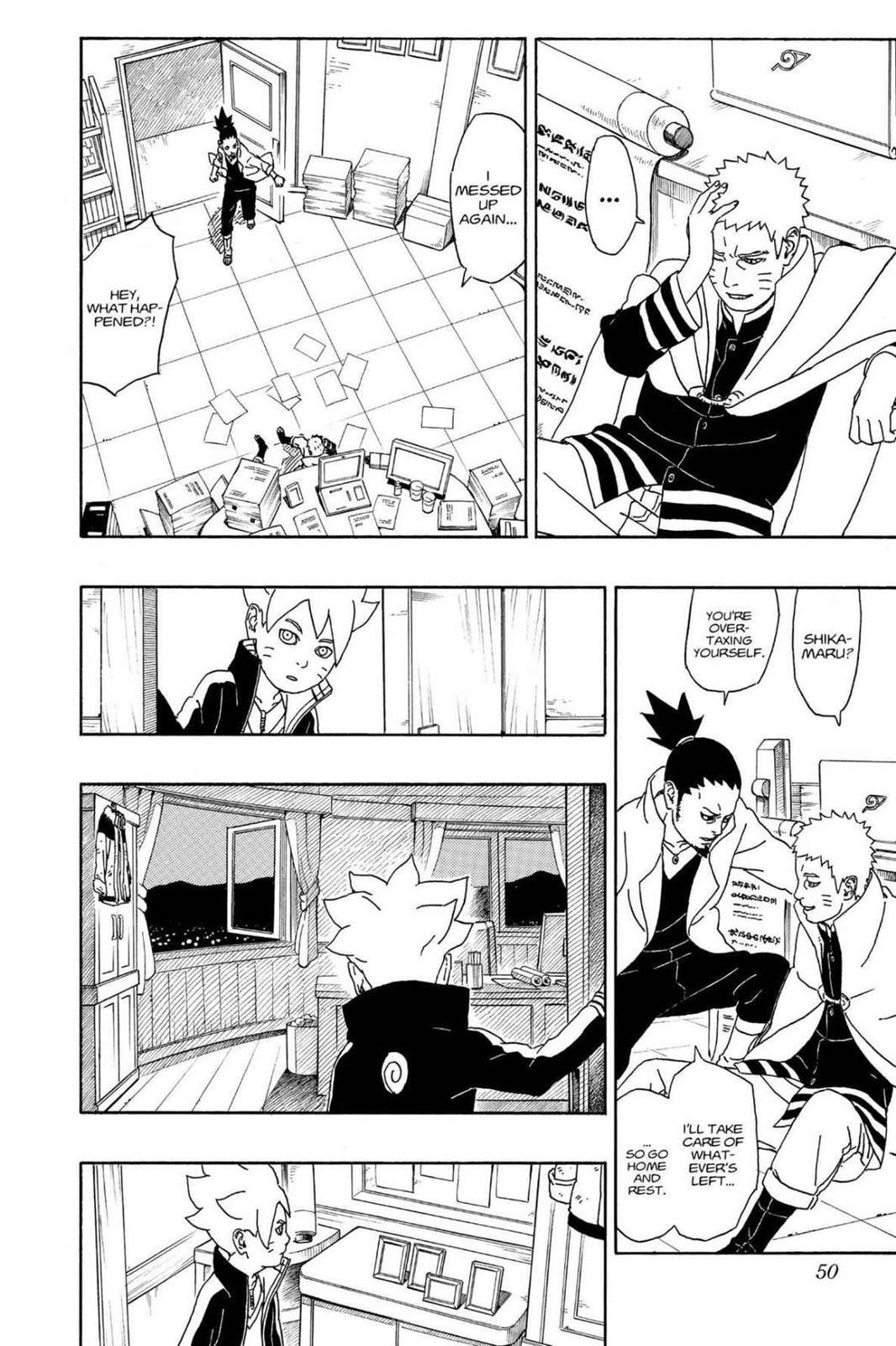 Boruto Naruto Next Generations Chapter 001 Boruto