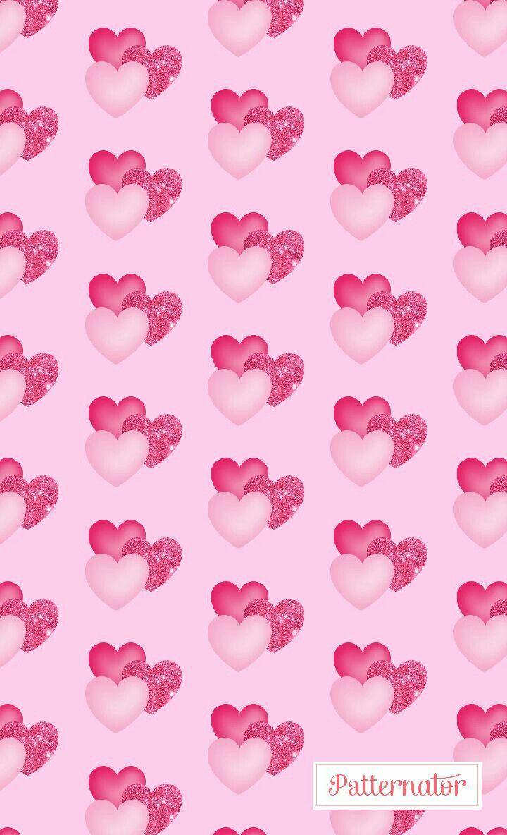 Pin By Melie Cuellar On C Raz Nes Heart Wallpaper Pink