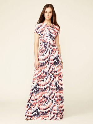 9/25 largo con manga sencilla Tart Infinity Dress Maxi Infinity Dress