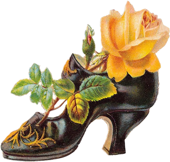 "Photo from album ""Vintage Shoes"" on | Винтаж принты ..."