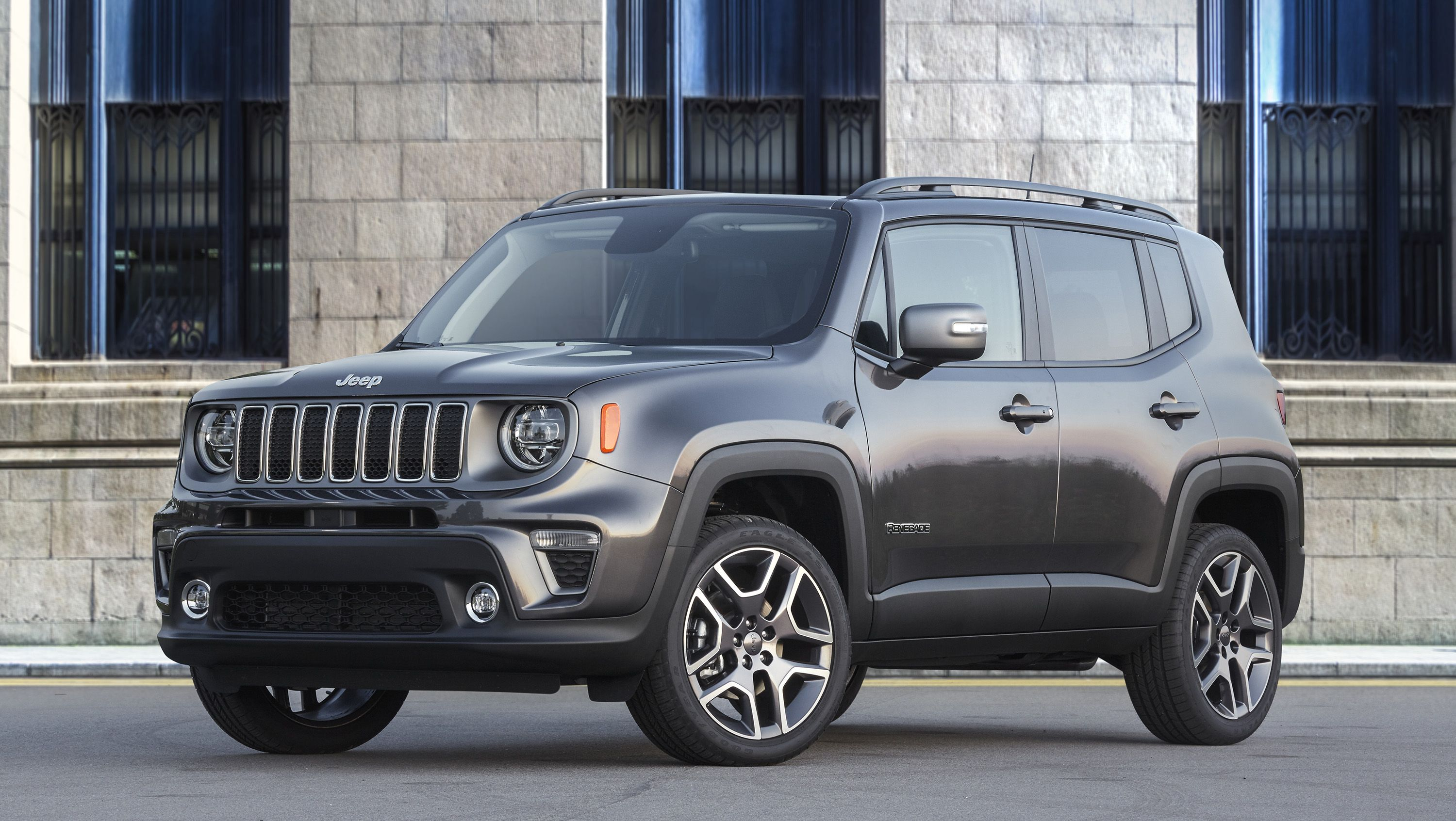2020 Jeep Renegade Driven Review Can It Hold It S Own After 5