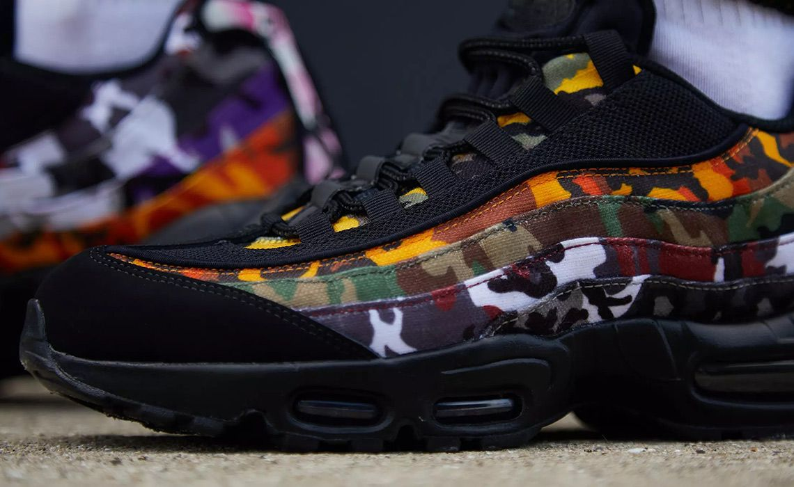 Where To Buy Nike Air Max 95 ERDL Party Camo |