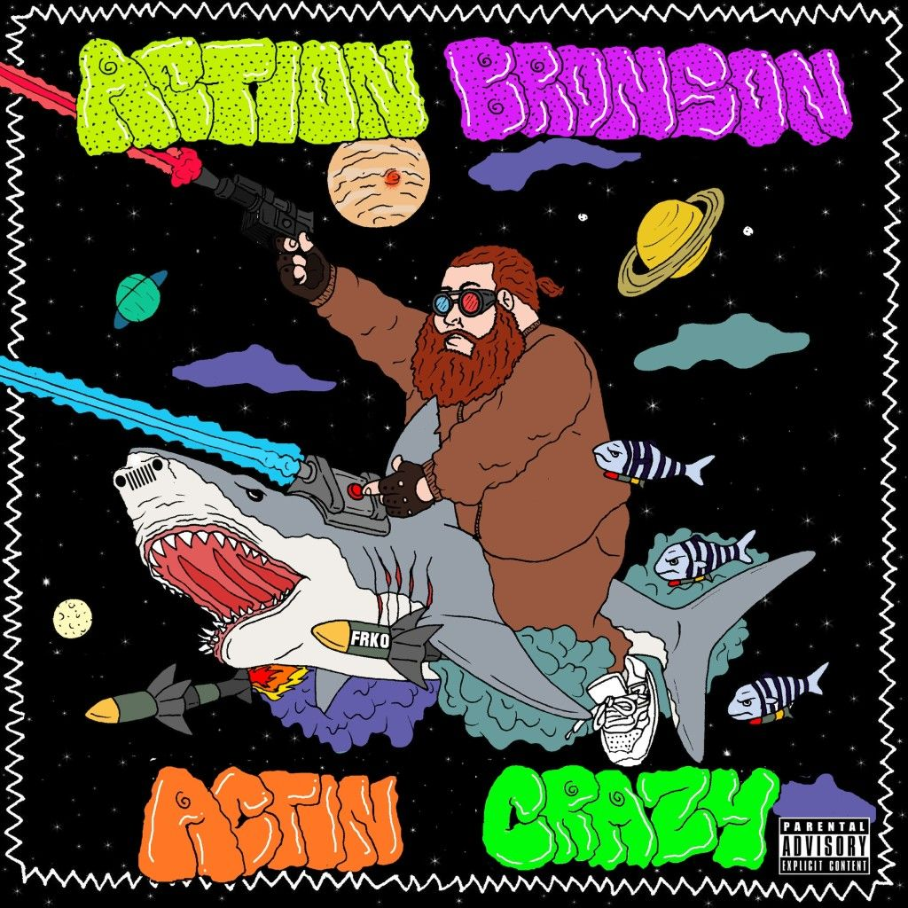 Action Bronson's Album Art Is as Insane as His Lyrics | WIRED