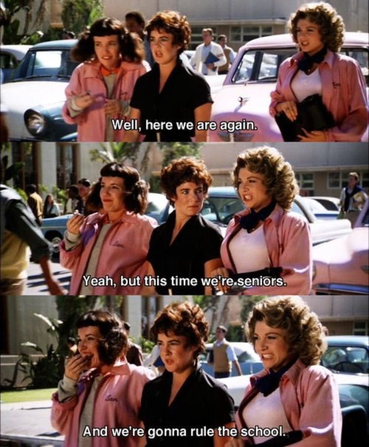 Grease Movie Quote