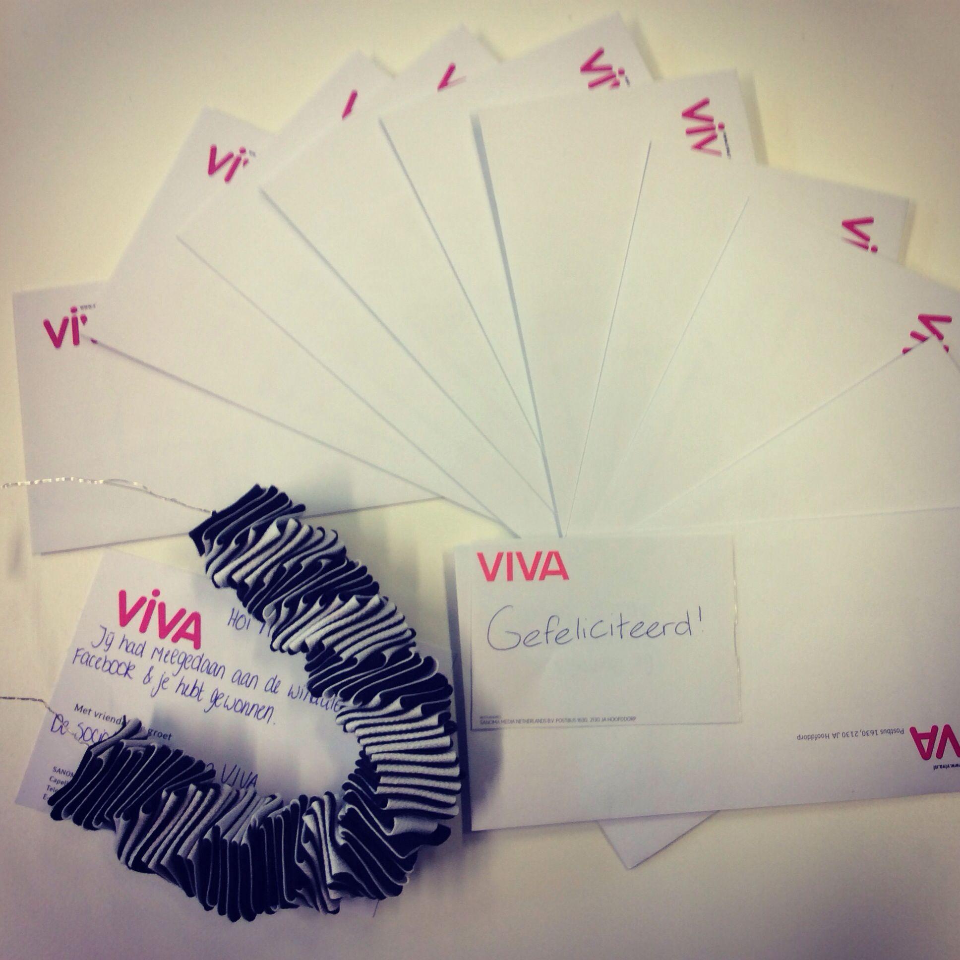 Gespot op de redactie: prijzen van de winacties DIY en American Hustle liggen klaar voor onze trouwe VIVA-fans!