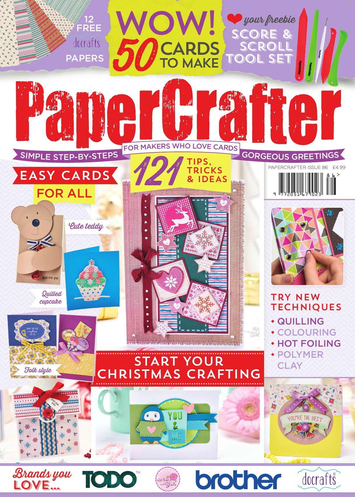PaperCrafter issue 86