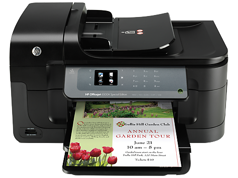 Hp Officejet 6500a E All In One Printer Series E710 Hp Officejet Printer Hp Printer
