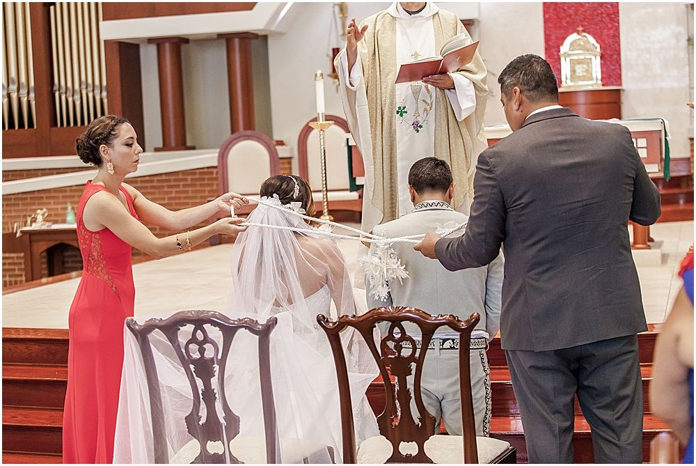 All you need to know about the wedding lasso amor latino