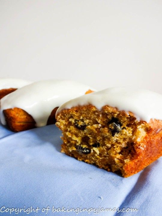 Carrot & Rum Spiced Loaves 9