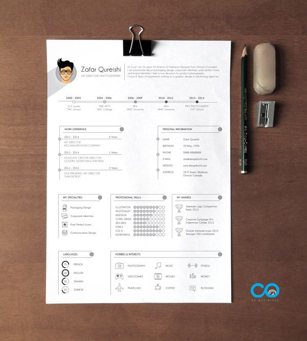 Thus it is important to find a way to make your #Resume stand out - ways to make your resume stand out