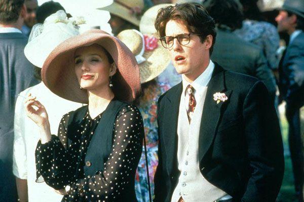 Romantic Movie Quotes To Use In Your Wedding Speech Kristin Scott Thomas Kristin Scott Hugh Grant