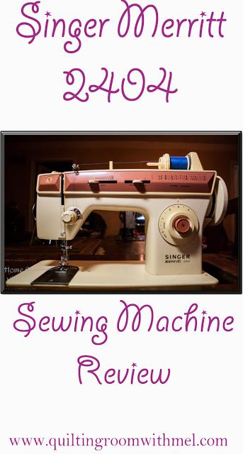 Singer Merritt 40 Vintage Sewing Machine Review Vintage Sewing Unique Local Singer Sewing Machine Repair